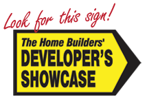 Look for this sign around town. The Developer's Showcase is coming soon!