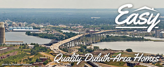 Quality Duluth-Area Homes
