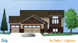 The Dalton - Craftsman by Easy Duluth